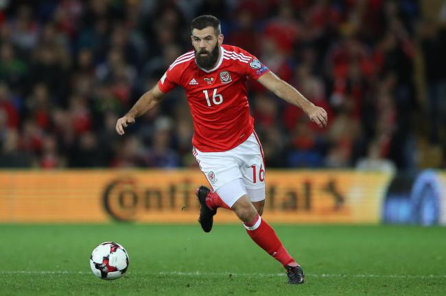 MOVE: Wales international Joe Ledley has joined Australian side Newcastle Jets after training with Newport County