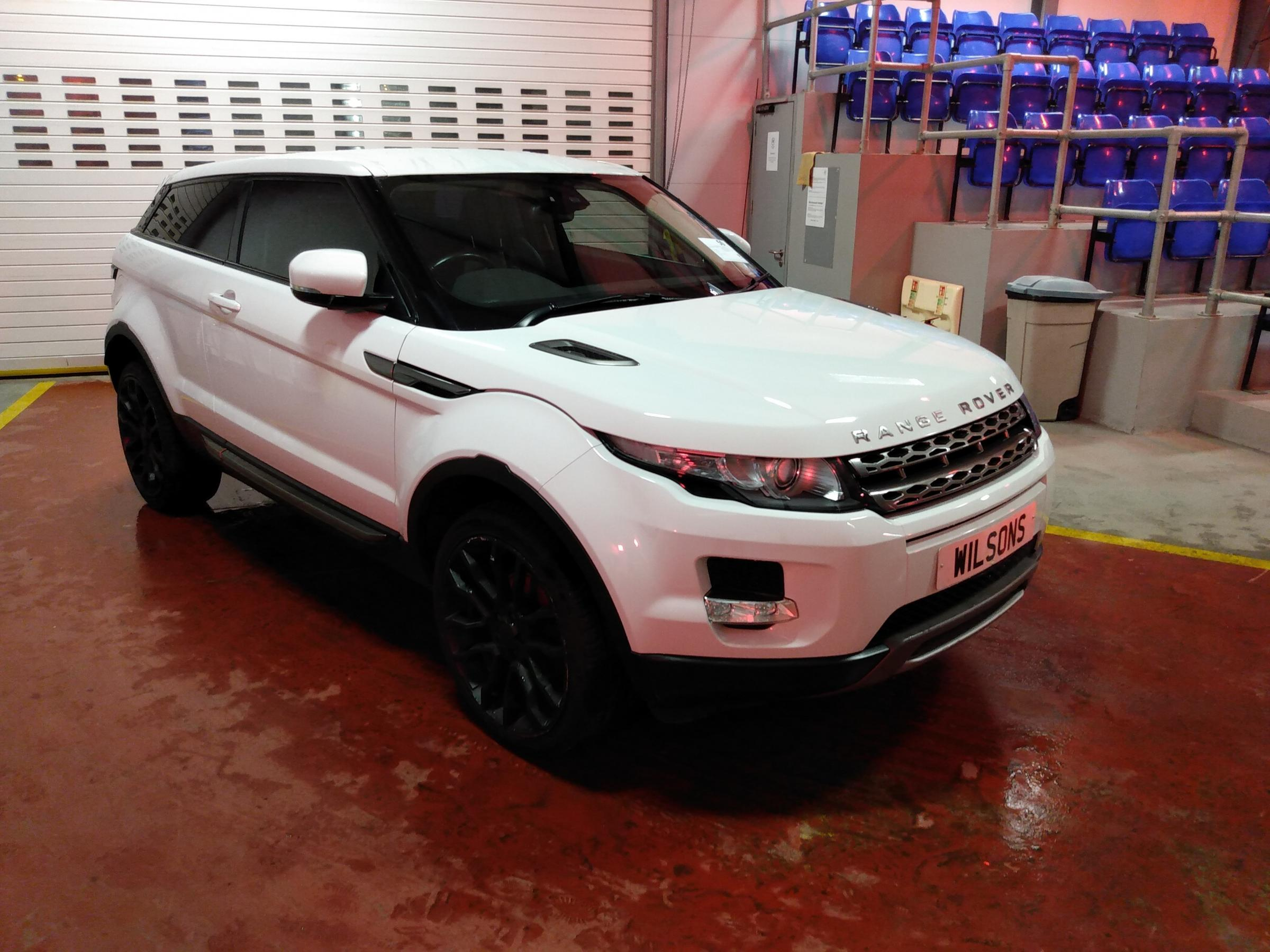 Range Rover, a house in Croatia and Rolex watches on sale in government sale at Wilson's Auctions in Newport