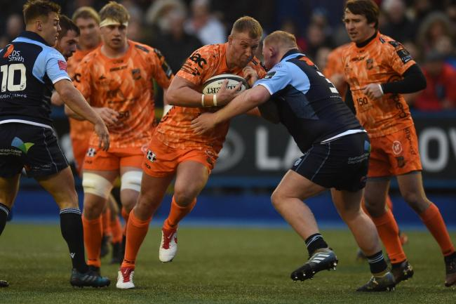 Cardiff Blues 16 Dragons 12: Ryan's men edged out in the capital
