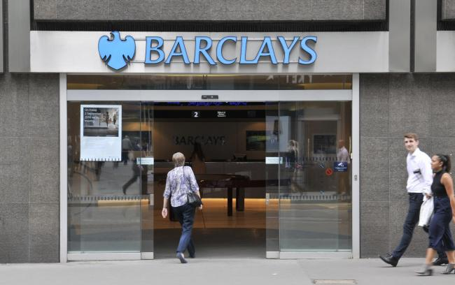 Barclays was the most written-about business in 2019. Picture: John Keeble/Getty Images