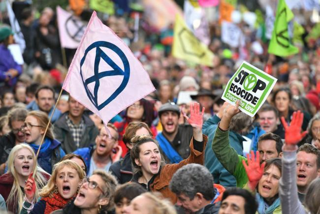 Extinction Rebellion (XR) staging protests this weekend | South Wales Argus