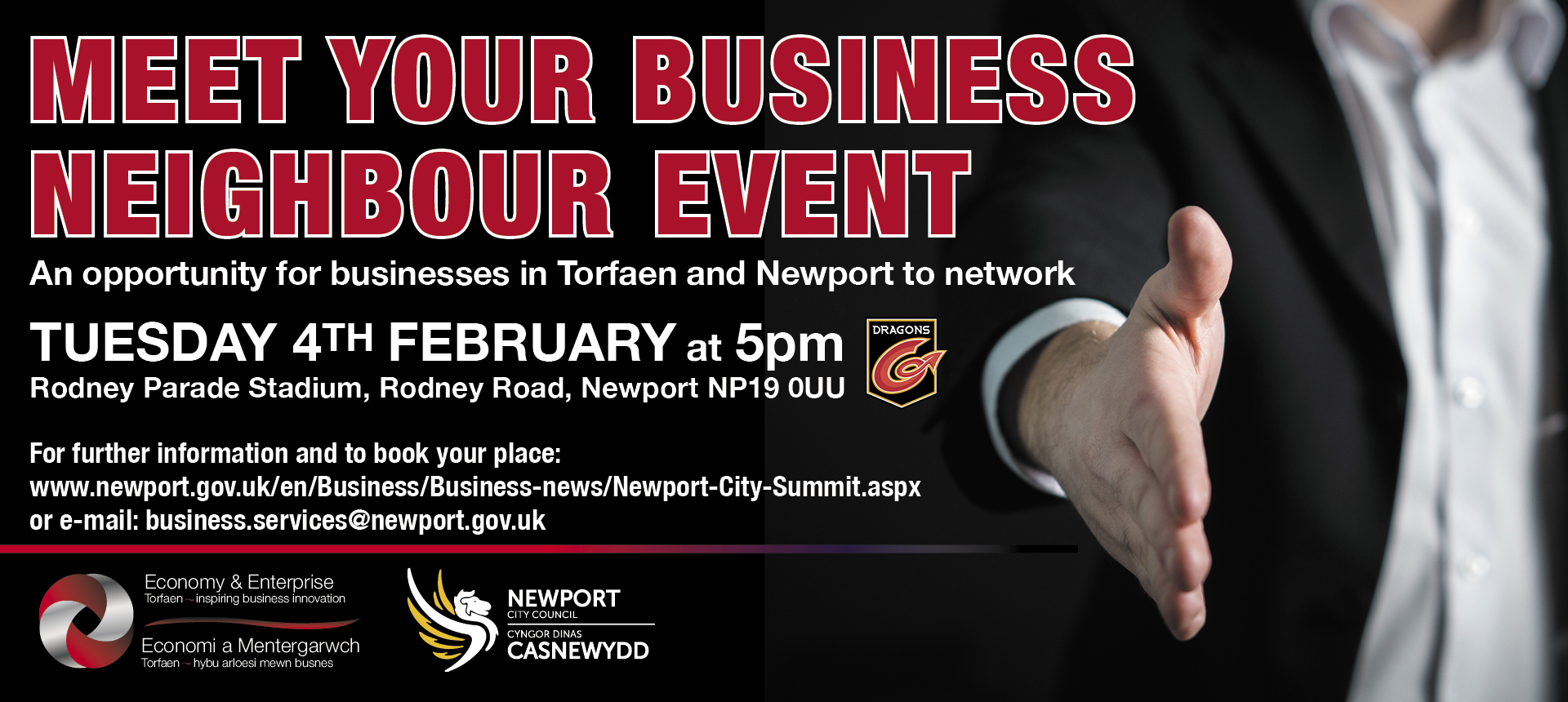 Meet Your Business Neighbour Event
