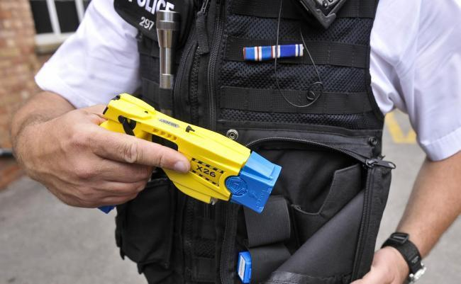 Taser deployment by Gwent Police more than doubled in 2018/19