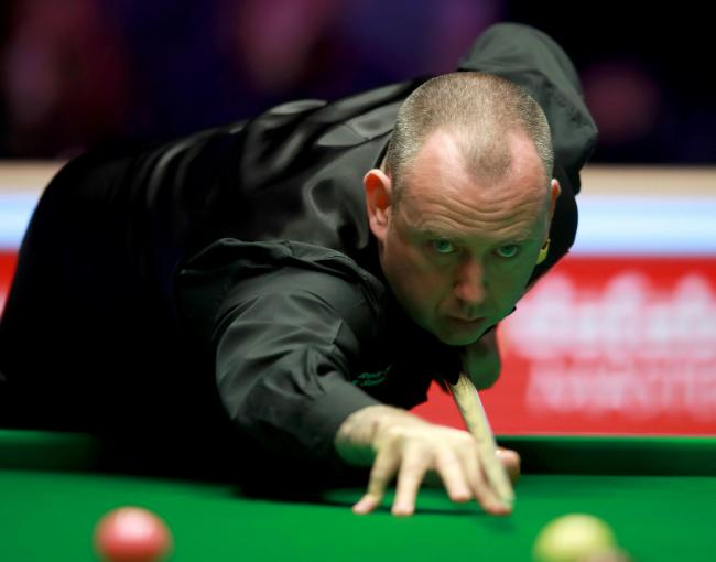 STRUGGLING: Welsh great Mark Williams says his snooker is in decline