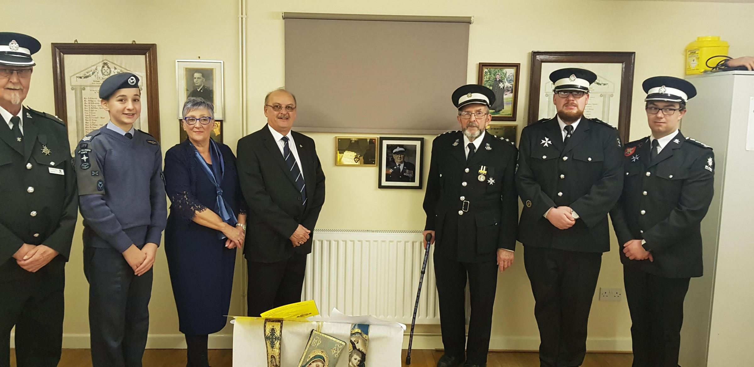 Tredegar man's 79 years of service to St John Cymru Wales remembered