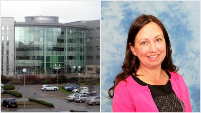A lower than planned council tax rise and fewer cuts are likely in Caerphilly due to a budget rethink by the county borough council. Right, council leader Philippa Marsden