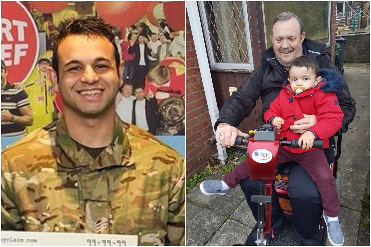 Pontypool soldier to climb 20,000ft peak in memory of father-in-law