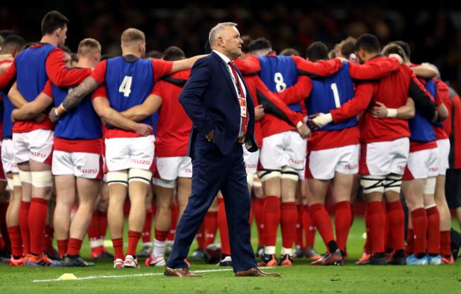 DECISIONS: Wales coach Wayne Pivac has selected a list of 38 Test players in a new funding model