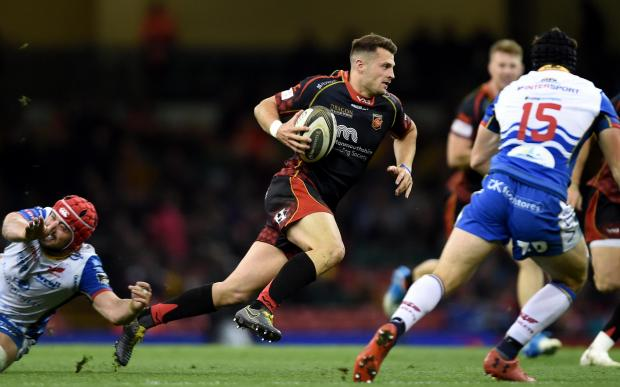 South Wales Argus: NEW DEAL: Josh Lewis will battle Sam Davies for the 10 jersey