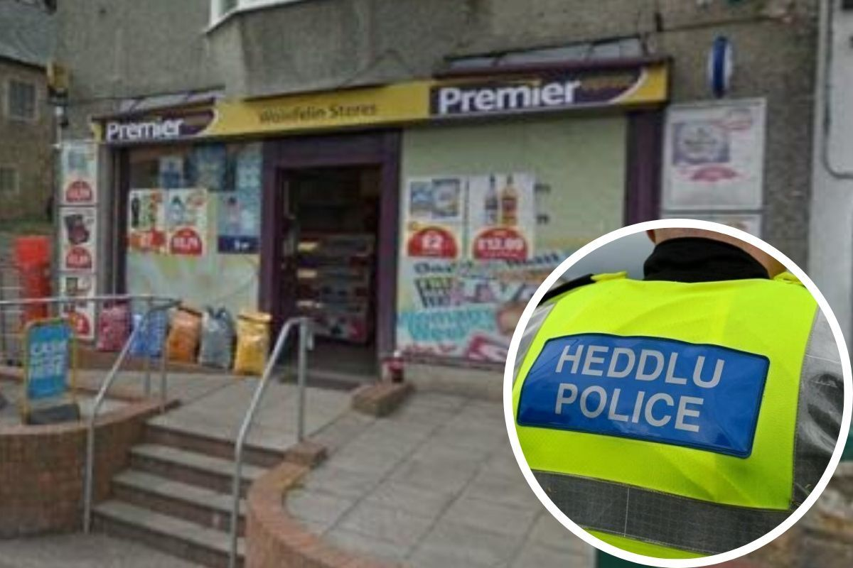 Two men charged and another arrested after armed robbery at Pontypool store