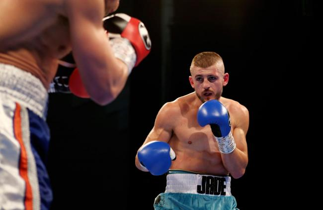 ELIMINATOR: Kody Davies' fight with Umar Sadiq is now an eliminator for the British super-middleweight title. Picture: Dave Thompson/PA Wire