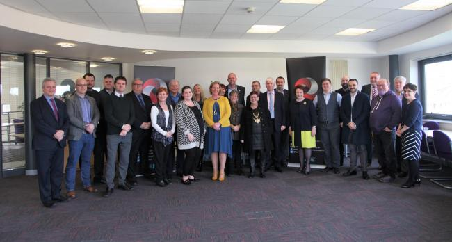 Torfaen businesses congratulated by Leader of Torfaen Council for their successes