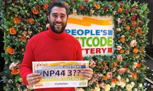 Matt Johnson revealed the NP44 3 postcode in a Facebook Live video.