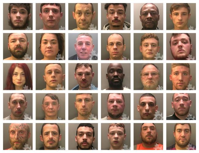 Locked Up: The criminals jailed so far in 2020
