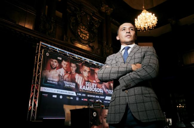 Selby's title eliminator in Cardiff postponed