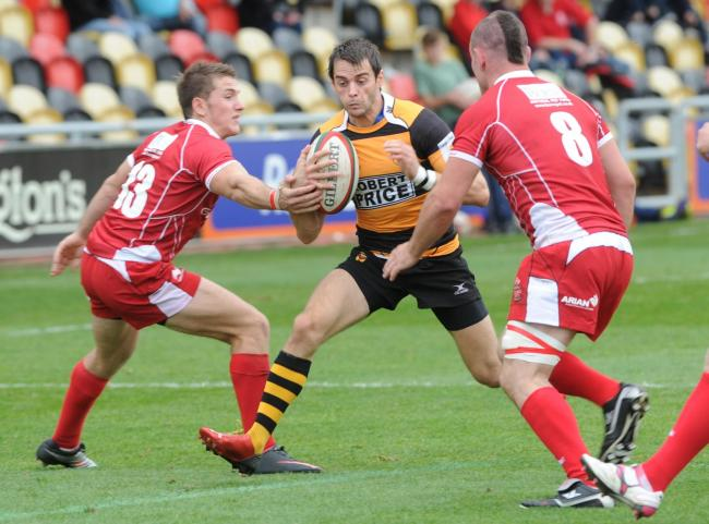 SPEEDSTER: Wing Elliot Frewen will keep Newport supporters entertained for a 10th season