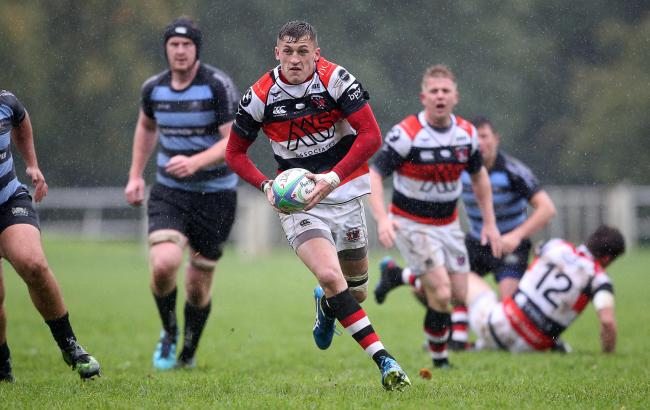 ARRIVAL: Winger Jordan Thomas is moving to Ebbw Vale from Pontypool to test himself in the Premiership