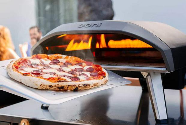 South Wales Argus: Will this craft pizza oven be the 'hottest' kitchen gadget? Credit: Ooni
