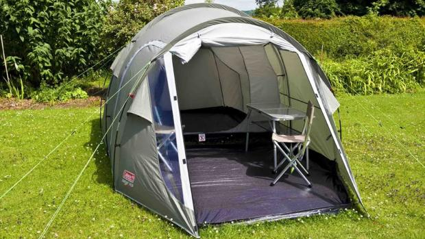 South Wales Argus: A new tent is perfect for dads who like outdoor adventure. Credit: Coleman
