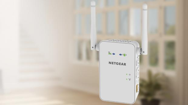 South Wales Argus: Waiting for pages to load? A WiFi extender could help. Credit: Netgear