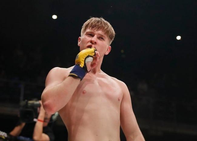 FIGHTER: Jack Shore is ready for his UFC return (Picture Dolly Clews)