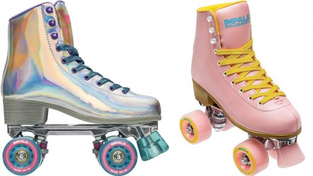 South Wales Argus: Take part in this summer's hottest trend with these roller skates. Credit: Impala / Amazon