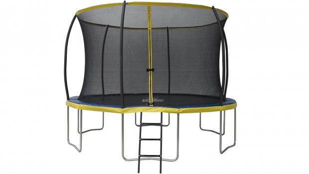 South Wales Argus: Get some air with this trampoline. Credit: Zero Gravity / Amazon