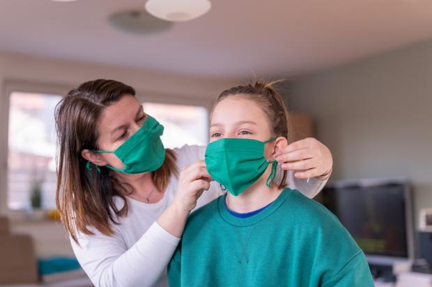 South Wales Argus: Face masks are now compulsory in shops. Credit: Getty Images / ti-ja