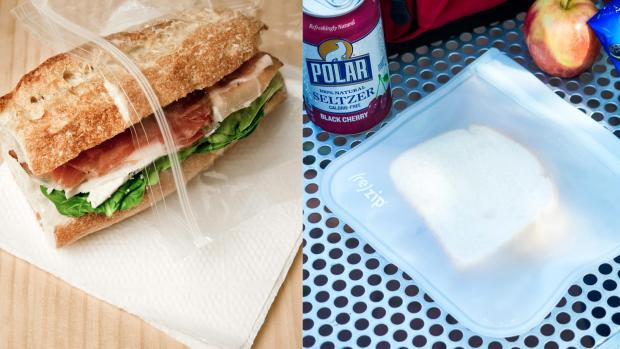 South Wales Argus: Switching to reusable sandwich bags has saved me money over time. Credit: Getty Images / Reviewed