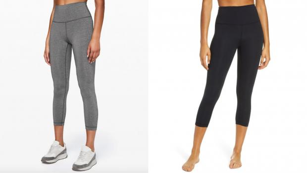 South Wales Argus: These Zella leggings are half the price but are high-quality. Credit: Lululemon / Zella