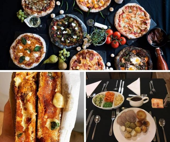 From pizza to Sunday lunch and grilled cheese sandwiches, which restaurant is Newport's best takeaway?