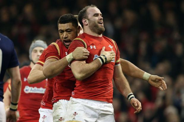 INCOMING: Jamie Roberts has signed for the Dragons