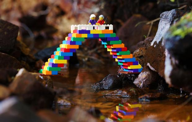 South Wales Argus: Picture: Lego Facebook Page