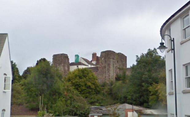 South Wales Argus: Monmouth Castle. Picture: Google
