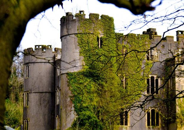 South Wales Argus: Ruperra Castle. Picture: South Wales Argus Camera Club member Leigh Jeffreys