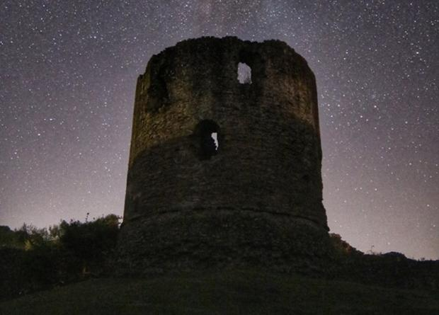 South Wales Argus: Skenfrith Castle. Picture: South Wales Argus Camera Club member Matt Jones