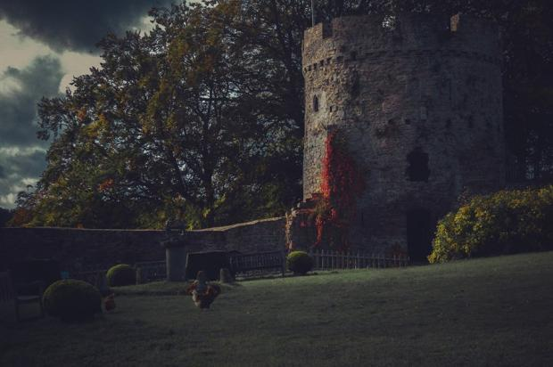 South Wales Argus: Usk Castle. Picture: South Wales Argus Camera Club member Lauren Iles