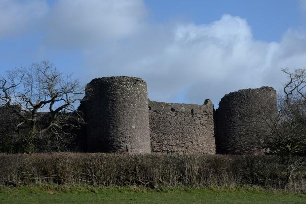South Wales Argus: White Castle. Picture: Michael Eden