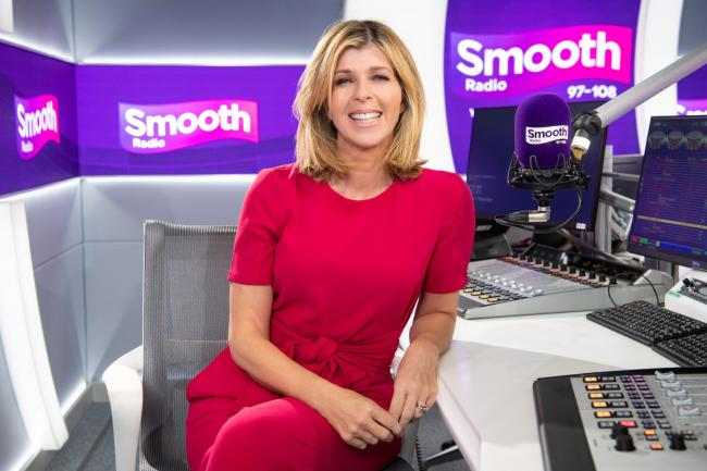 Kate Garraway confirms when she will return to her weekday show on Smooth Radio. Picture: Smooth Radio/Global