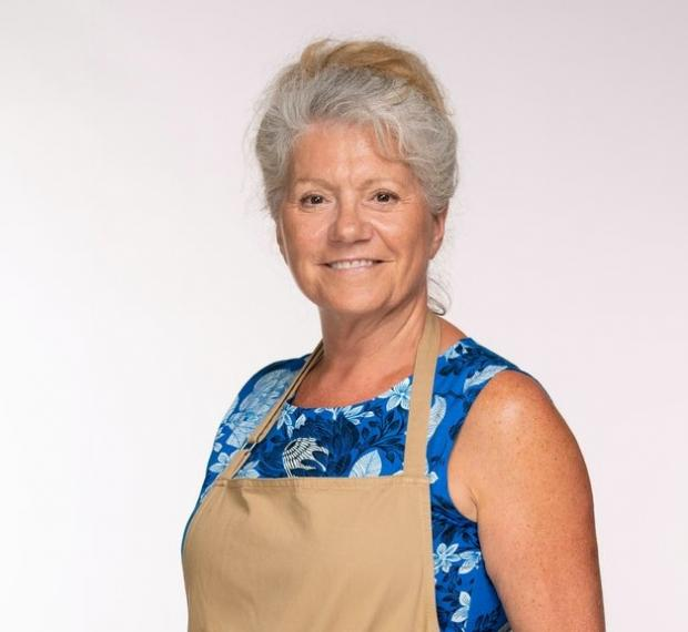South Wales Argus: Retiree Linda will put her culinary skills to the test in the latest series of The Great British Bake Off (C4/Love Productions/Mark Bourdillon)