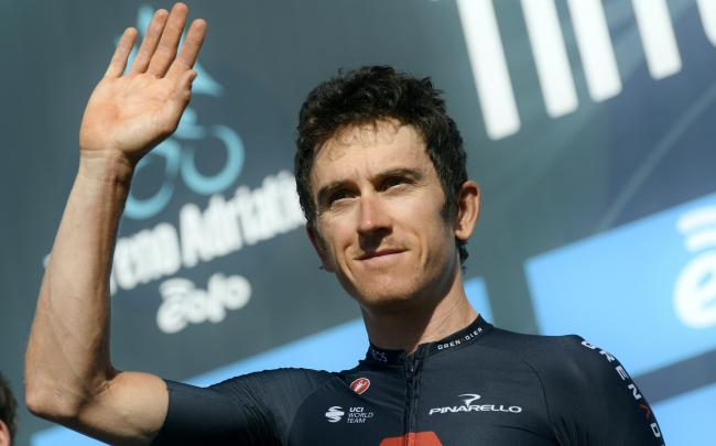 Geraint Thomas will represent Great Britain in the time trial at the UCI World Championships