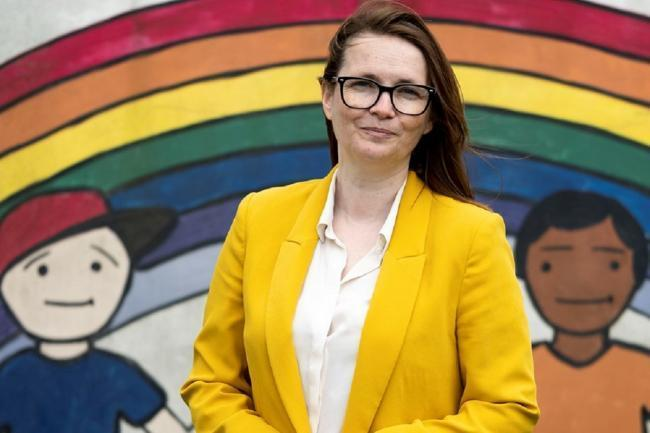 PLAN: Education Minister Kirsty Williams said that all schools must have a plan in place should outbreaks of the virus occur.