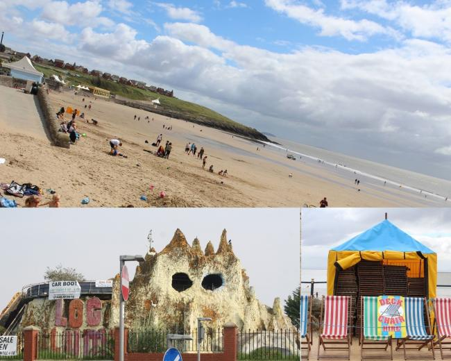 Barry Island - where memories are and were made