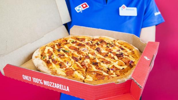 South Wales Argus: Picture: Domino's Pizza/PA Wire