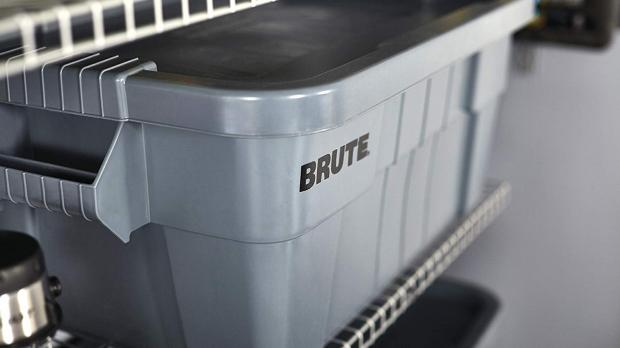 South Wales Argus: Avoid storing clothes in damp locations. Credit: Rubbermaid