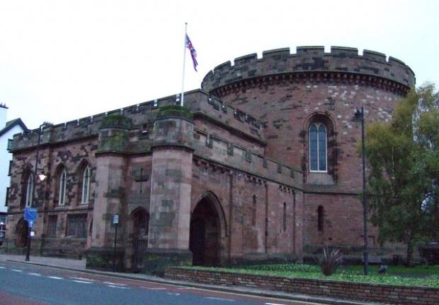 South Wales Argus: The Citadel, Carlisle