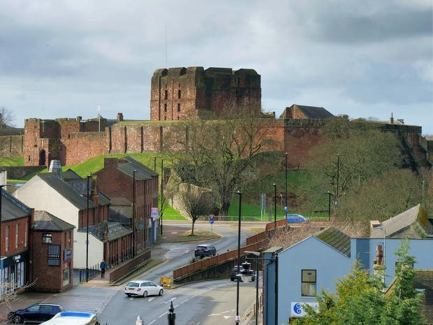 South Wales Argus: Carlisle Castle