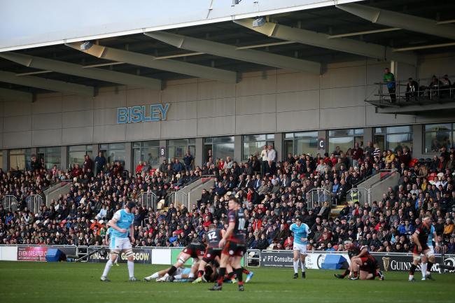 PACKED: Rodney Parade won't be full for some while yet