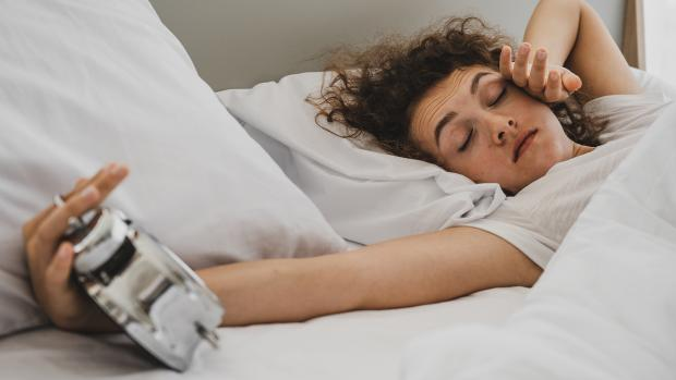 South Wales Argus: A lack of sleep can cause fine lines, wrinkles, darkness, and dullness on the skin. Credit: Getty Images / Vichakorn