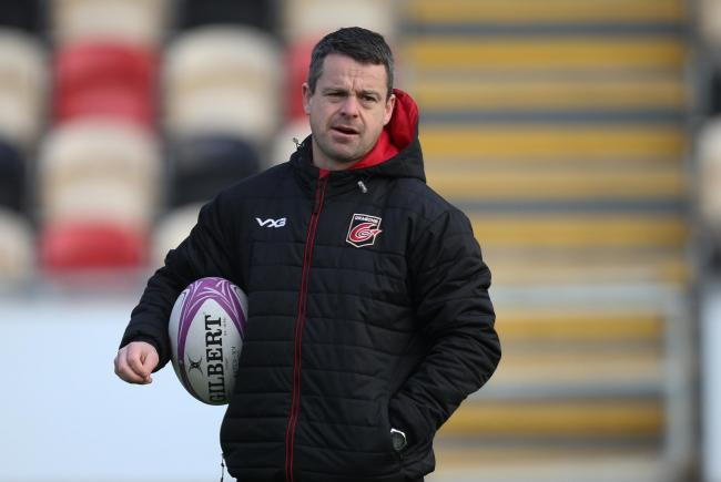 Dragons coach Alan Kingsley